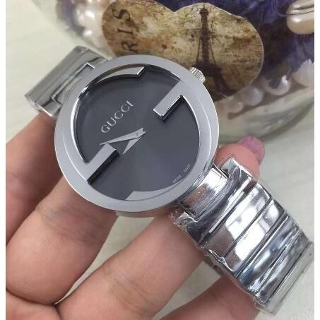 GUCCI 手錶古琦手錶古馳手錶沛納海手錶鋼帶 對錶防水錶石英表機械表皮帶男表女表情侶手錶