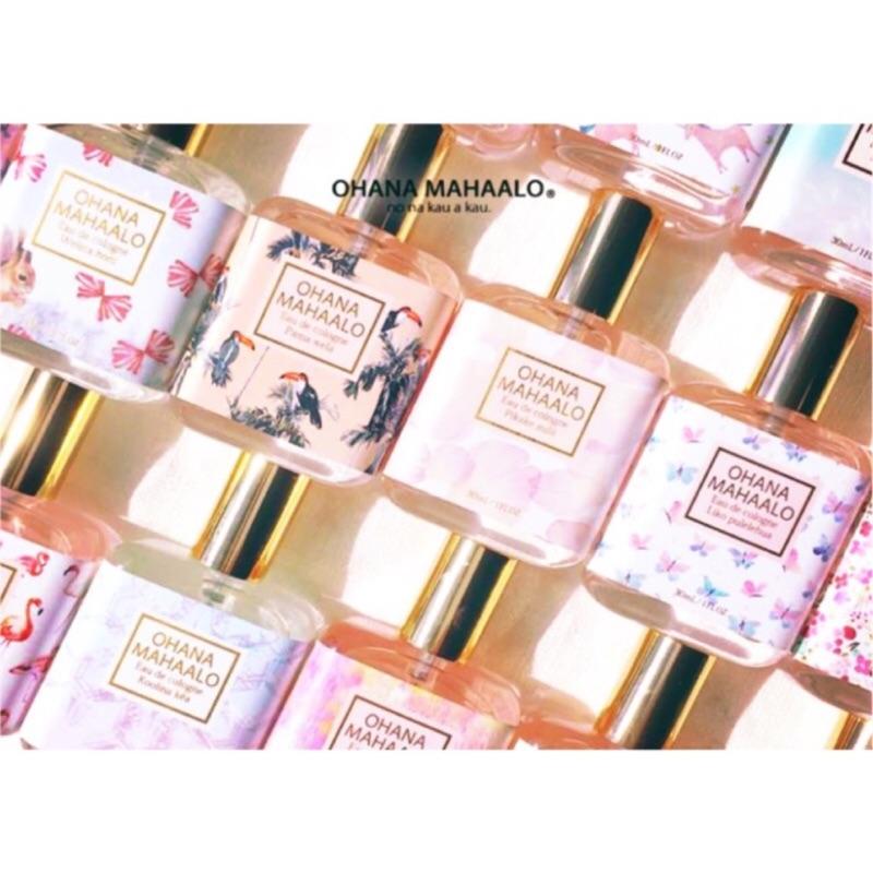 超 OHANA MAHAALO ❤香水輕香水30ml