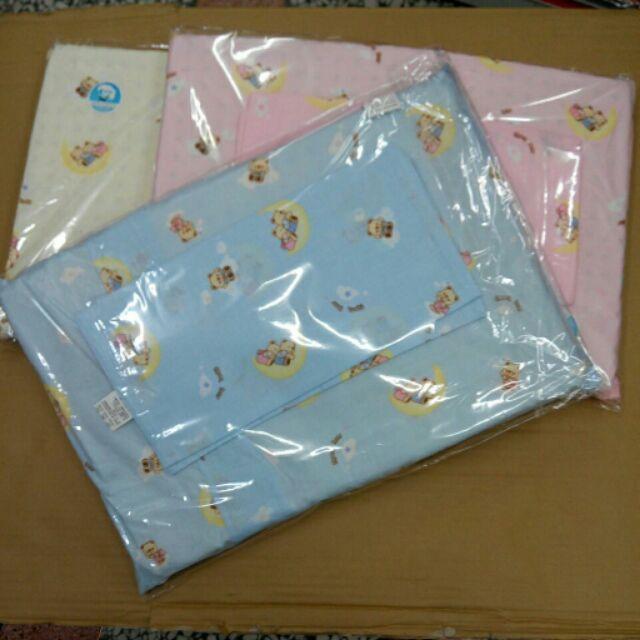 天然嬰兒乳膠枕45 30 2 5 公分附替換枕套∼