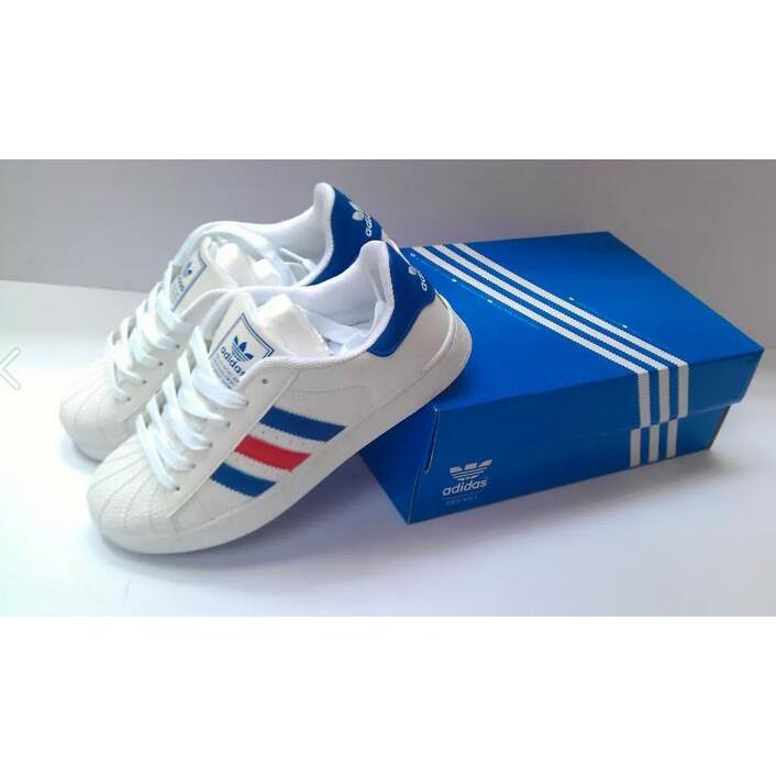 adidas Superstar 三葉草板鞋小白鞋休閒鞋愛迪達貝殼頭男鞋