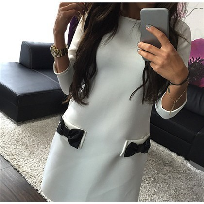 女士高領繡花加厚針織棉襯衫
