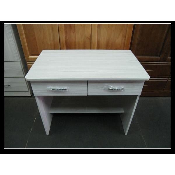 ~工廠直營~800 4 木心板3 尺書桌立體浮雕貼皮