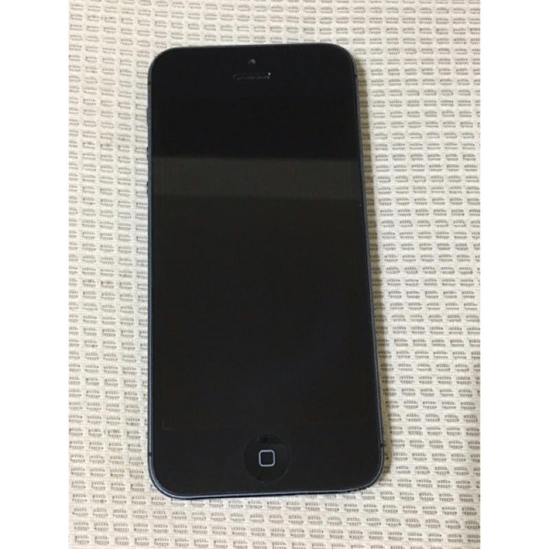 iPhone5 ,黑色32G ,8 成新, 完全正常