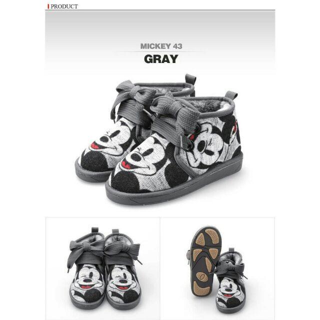 (已斷貨)韓國 Ollie ~Disney 短筒雪靴
