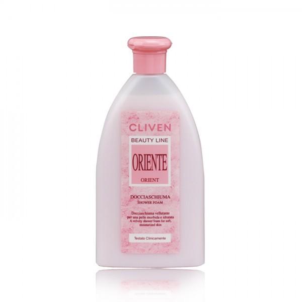 香草森林cliven 軟化角質香水沐浴乳粉紅300ml 檀香味