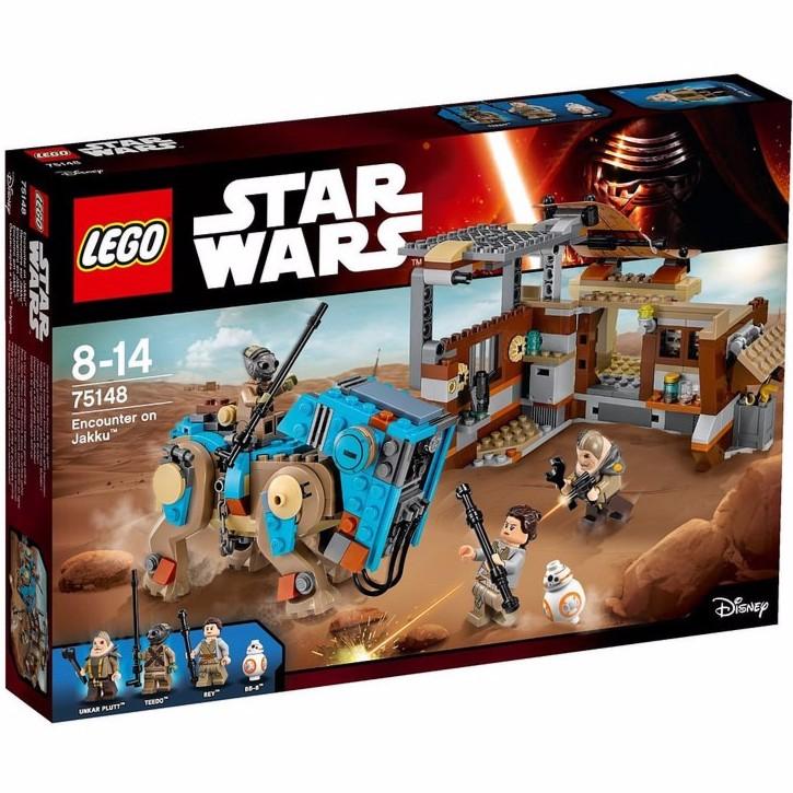 [想樂] 樂高Lego Star Wars 星際大戰75148 Encounter on