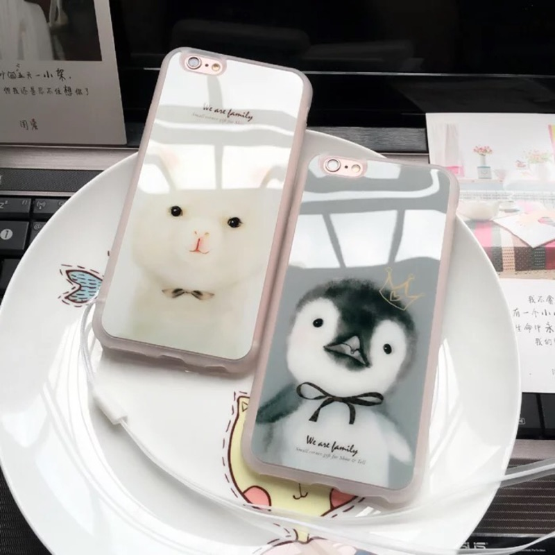 ~部分 ~可愛草泥馬蘋果手機殼iphone5 5s se 全包軟殼i6 6s i6p 6p