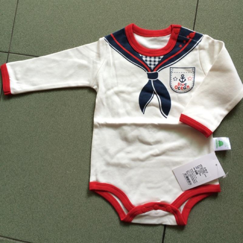 ❤️實拍細節圖♻️嬰幼兒純棉長袖包屁衣