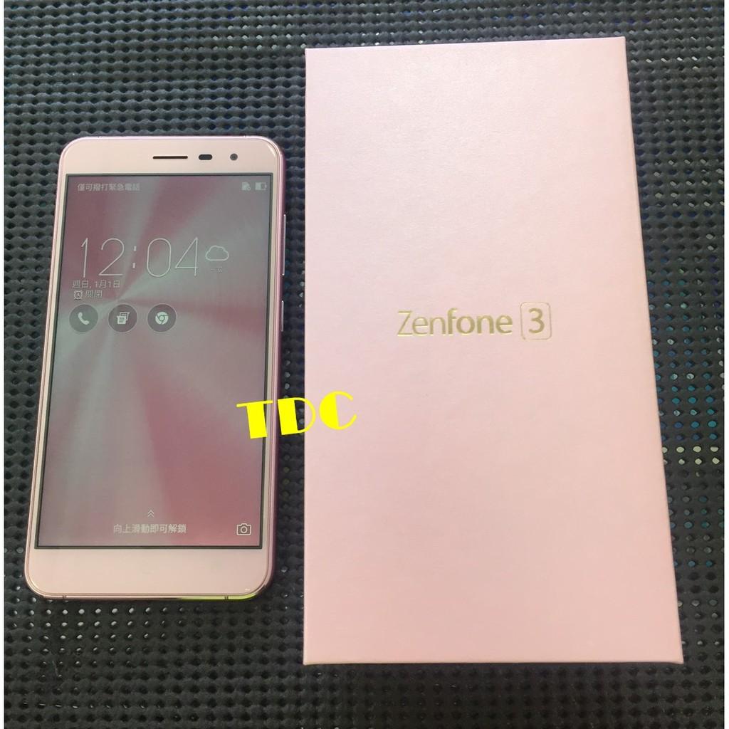 ~TDC ~ASUS ZenFone3 ZE552KL 4 64 LTE 5 5 ~藍寶黑