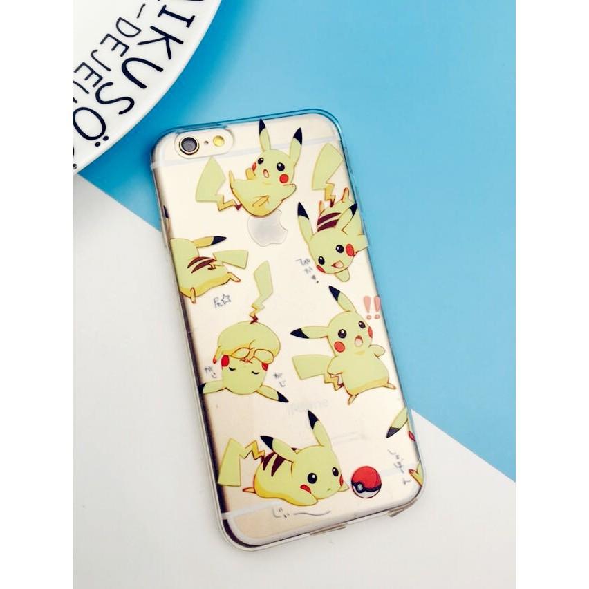 ~ 皮卡丘手機殼IPhone7 7P OPPO R9 IPhone5 5s 5Se 6