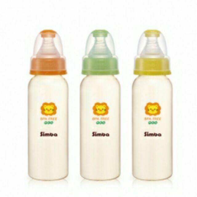 小獅王PES 彩色大奶瓶240ml n