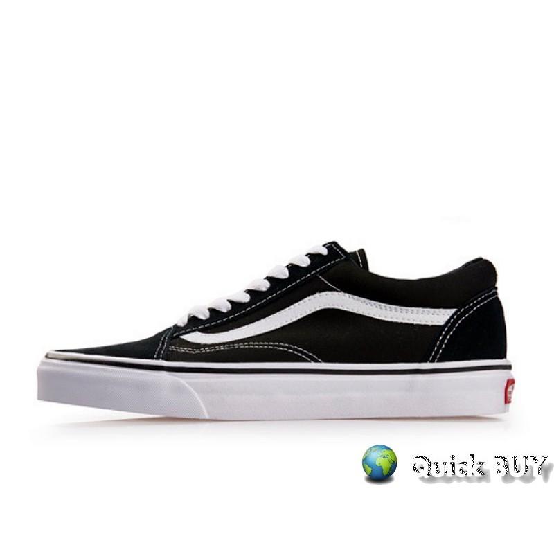 美國 VANS Old Skool 款黑白麂皮 低筒GD 權志龍羅志祥賈斯汀懶人鞋包鞋滑板
