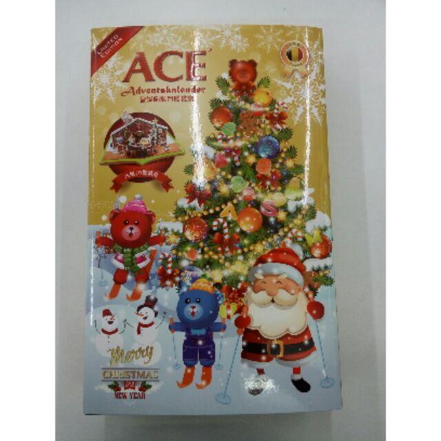 ACE 魔法月曆軟糖 歡樂聖誕