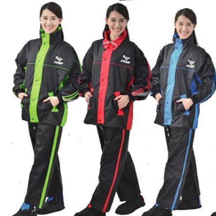 〖Ben Store 〗JUMP 雅仕 套裝休閒風雨衣有內裡 價788 不含雨鞋套