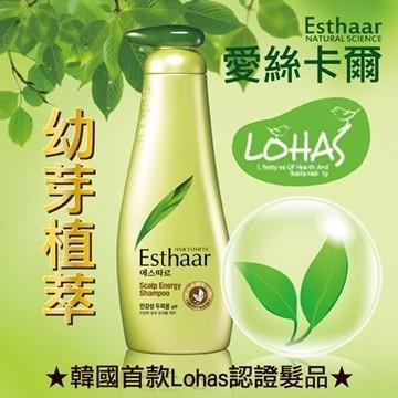 ~韓國~Esthaar 天然幼芽洗髮精敏感頭皮500ml 即期品過期品  20140530