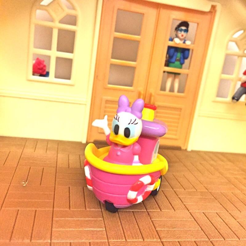 東京迪士尼樂園內限定販售 款扭蛋迴力車
