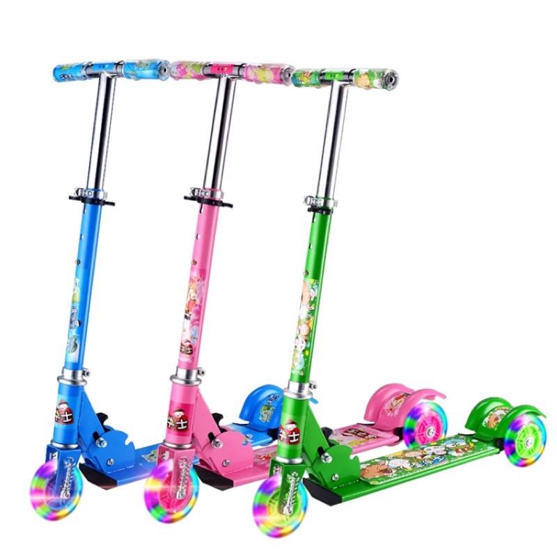 (逗牛士兒童滑板車三輪滑滑車小孩踏板車扭扭車