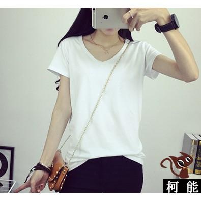 上衣~6666 ~純色短袖T 恤