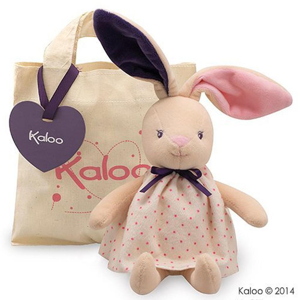🌟正版🌟【 法國 Kaloo 】Petite Rose 兔兔安撫玩偶