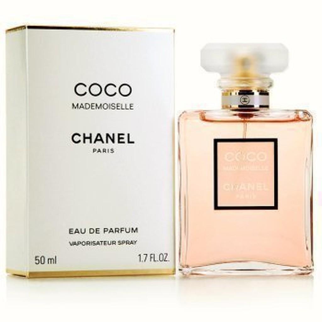 Chanel 香奈兒coco 摩登小姐女士香水50ML 附chanel 禮袋