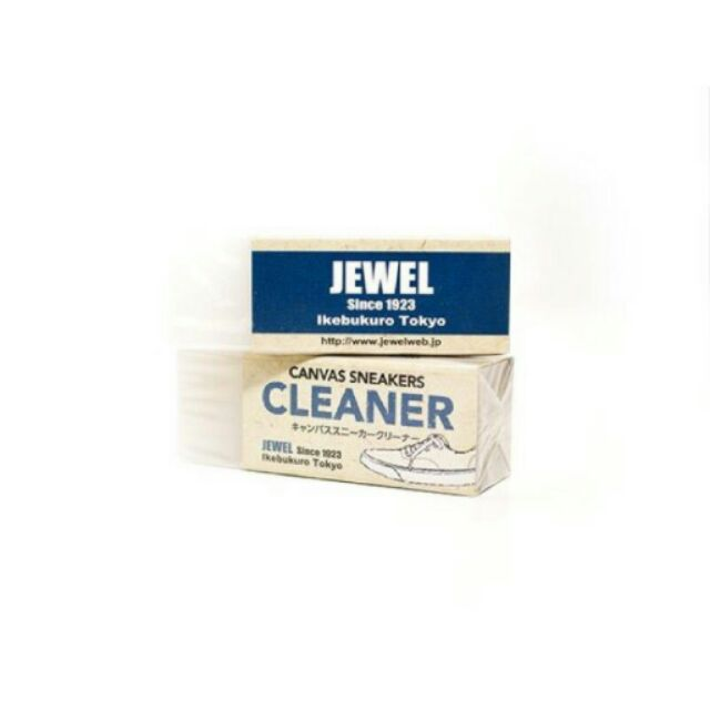 Jewel CLEANER 帆布鞋 鞋麂皮踢不爛清潔橡皮擦一塊 愛康衛生棉、良爽衛生棉、味