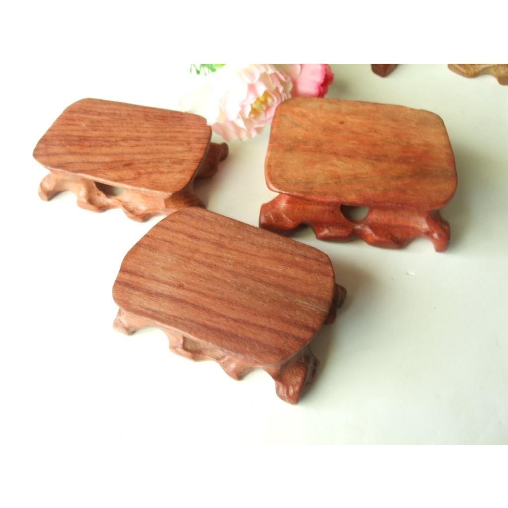 酸枝鏤空小平板擺件底座D13 奇石花盆玉石工藝品擺放實木根雕底座