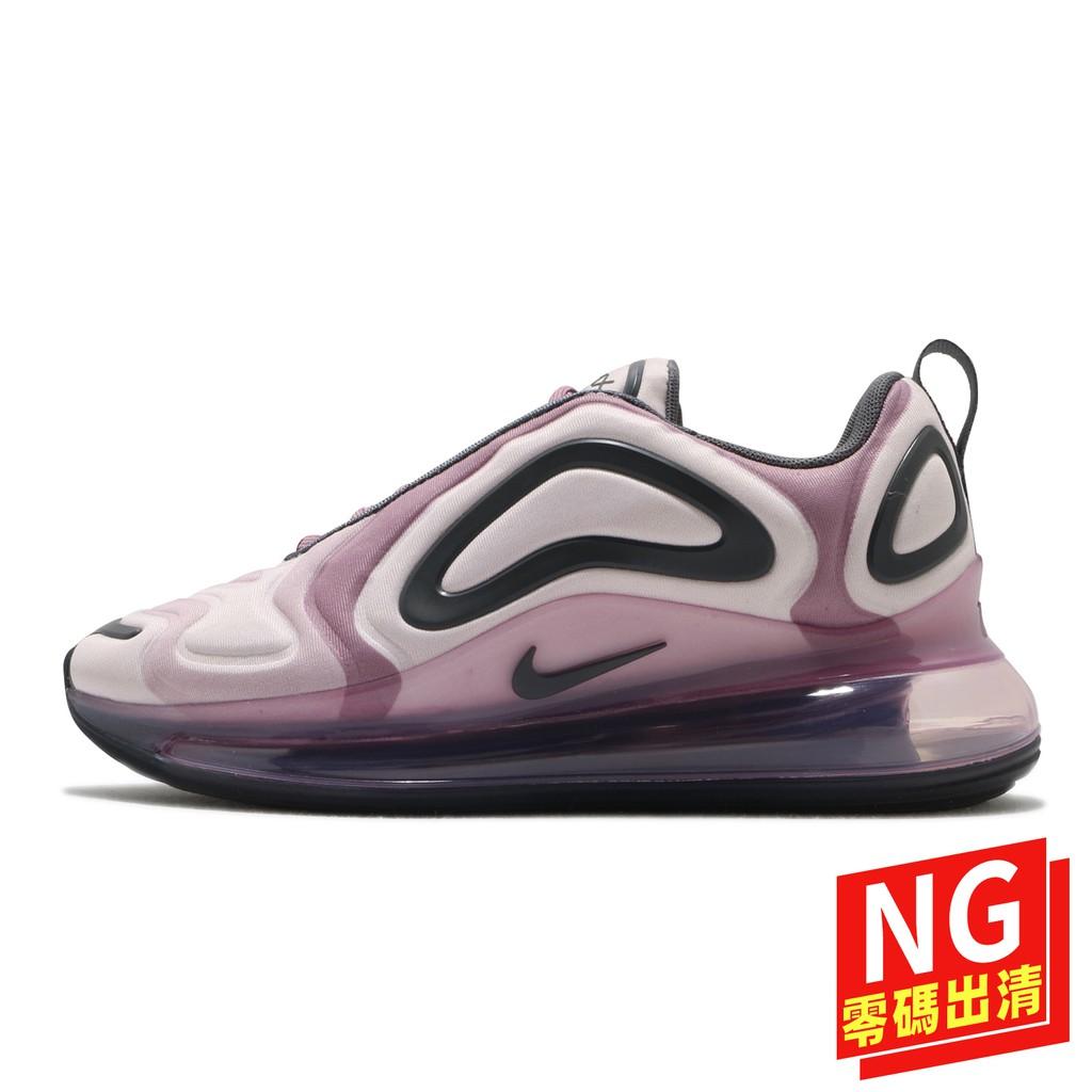 Nike Wmns Air Max 720 慢跑鞋 大氣墊 紫 黑 女鞋 休閒運動鞋 【ACS】(US7)