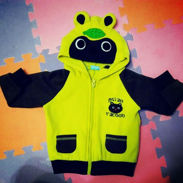 寶寶熊貓外套( 七個月以上)
