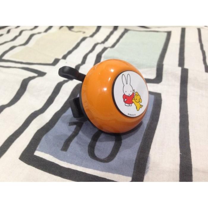 降價 超可愛荷蘭Miffy 米菲兔腳踏車兒童腳踏車鈴鐺要買要快只有一個on sale