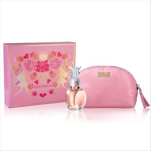 ◆NANA貳◆ANNA SUI 安娜蘇 漫舞精靈 彩漾禮盒 30ml + 化妝包