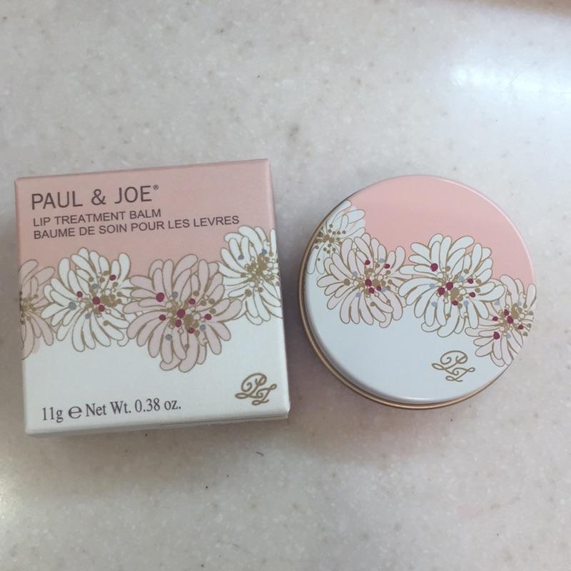 Paul joe 澄花護唇精華