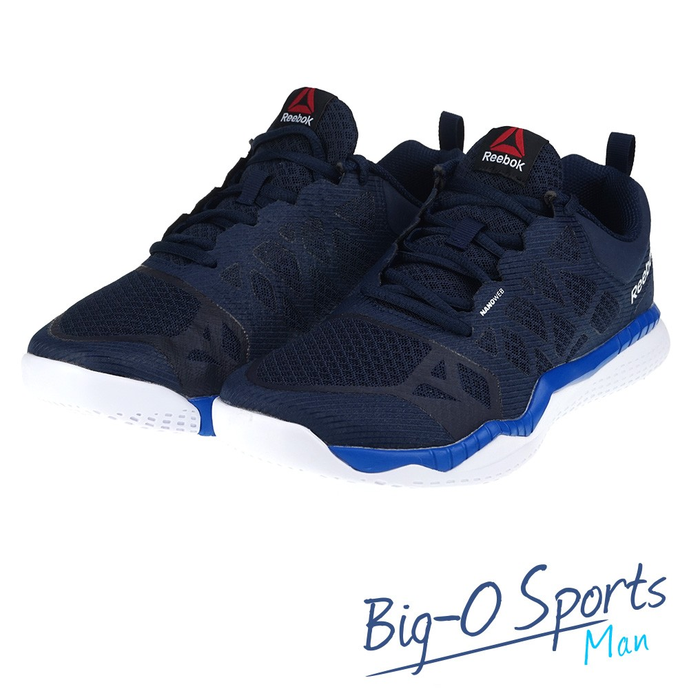 Reebok 銳跑REEBOK ZPRINT TRAIN 路跑鞋 鞋男V72195 Big