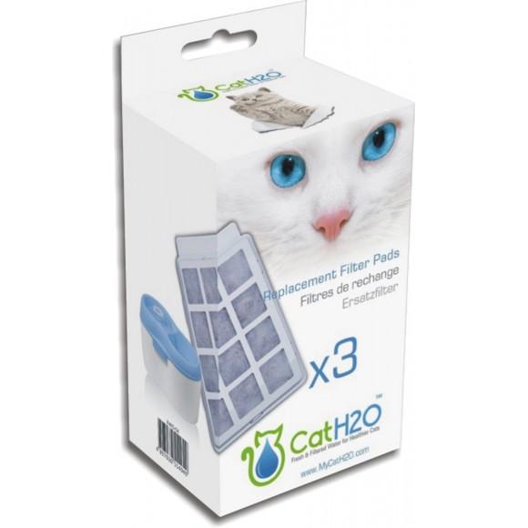 Dog Cat H2O 有氧濾水機2L 活性炭濾棉