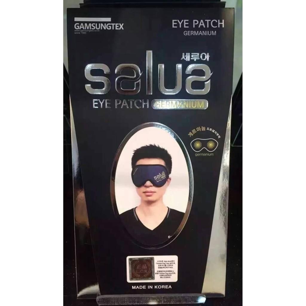 糖果巴黎韓國salua 推出有機鍺(게르마늠)離子多 眼罩正品