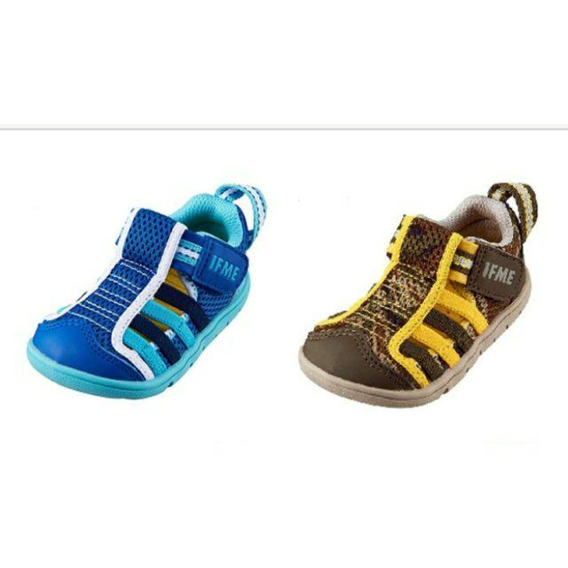 IFME 小童寶寶水涼鞋護指涼鞋休閒涼鞋13 5 14 5cm