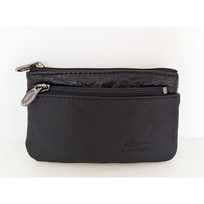 悠格~YOGSBEAR ~B 男女 A Antonio 牛皮零錢包鑰匙包錢包印章袋卡包80
