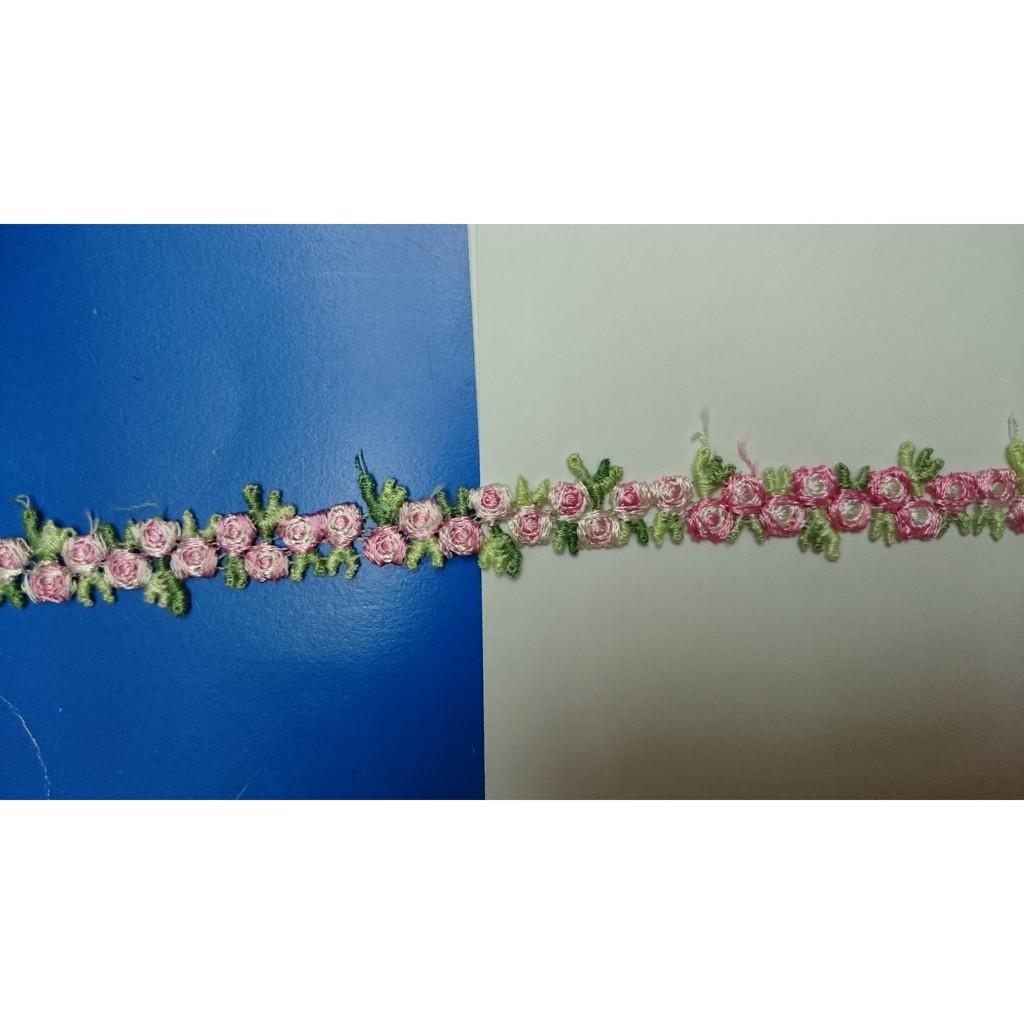 ~蕾絲工坊~↙DIY 手作材料↗ 615 拼布刺繡蕾絲整捆賣