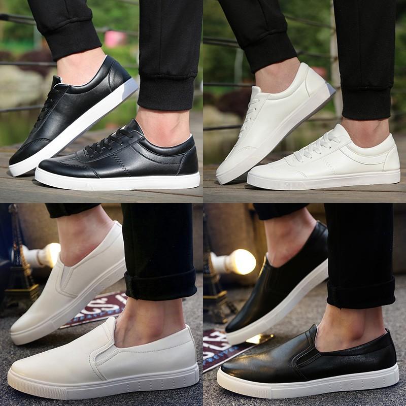 男鞋豆豆鞋懶人鞋休閒鞋涼鞋拖鞋跑步鞋 鞋網球鞋英倫鞋皮鞋球鞋登山鞋休閒涼鞋 小白鞋男平底百