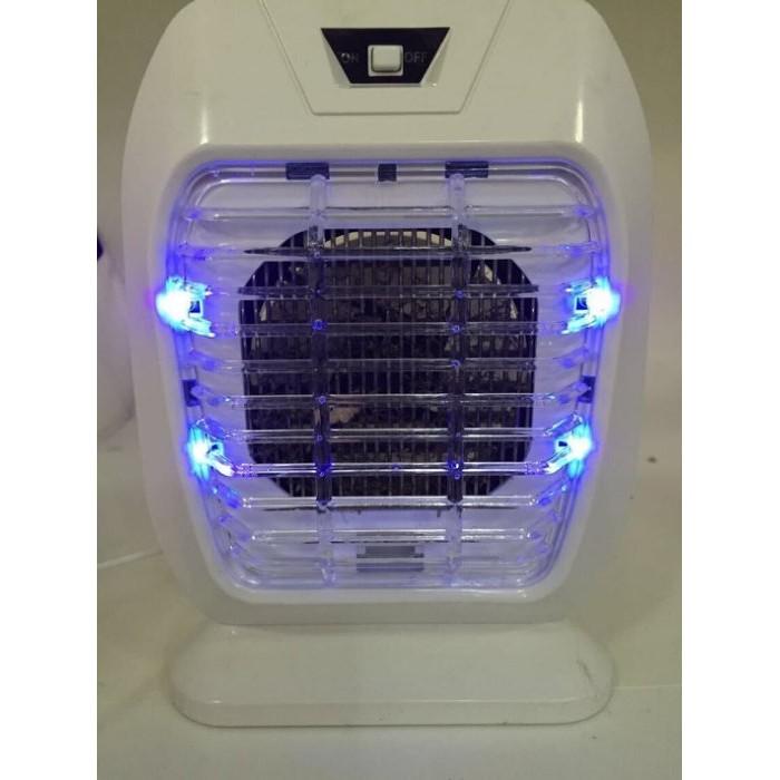 USB 負離子藍光捕蚊燈滅蚊吸入空氣清淨淨化露營釣魚行動電源菸味小黑蚊驅蚊捕蚊靜音