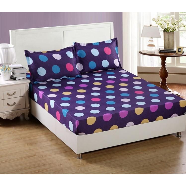 ~單人~床罩床單床包防滑床墊套枕頭套寢具用品你好色彩