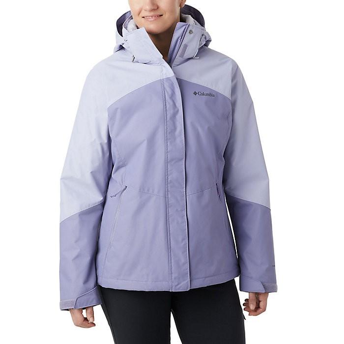 特價~美國哥倫比亞Columbia Bugaboo II 二件式防水保暖外套-女