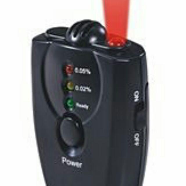 隨身攜帶自我檢測酒測器LED 燈酒測器鑰匙圈
