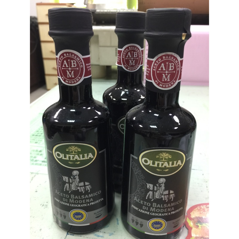 OLITALIA 奧利塔摩典那陳年葡萄醋