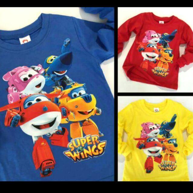 Super Wings 超級遊俠超級飛俠 上衣