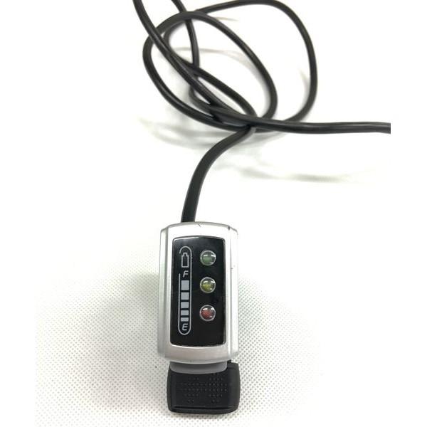 電動車電動自行車電動機車電動腳踏車電量顯示電量指示24V 加速握把調速轉把鉛酸電池