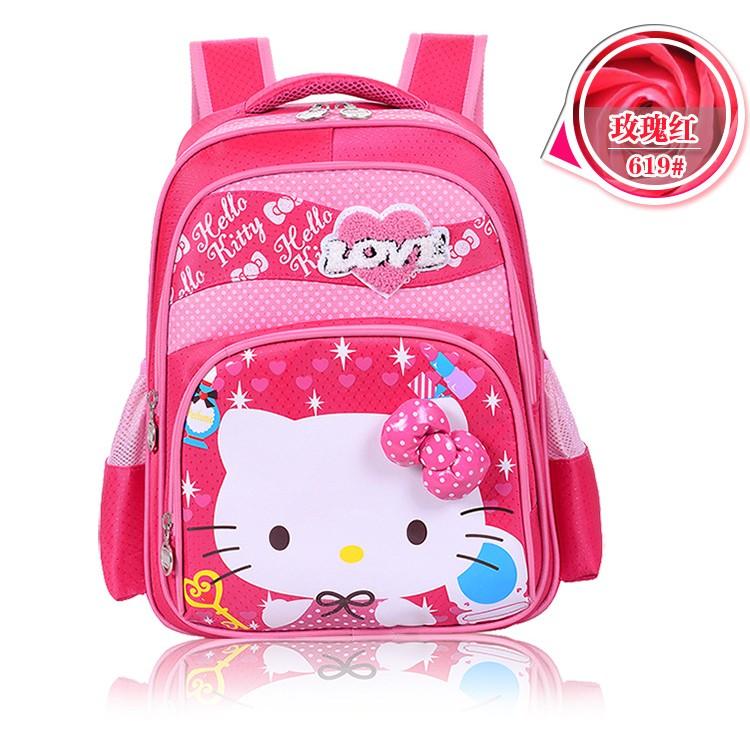 HelloKitty 凱蒂貓幼稚園書包小學生書包雙肩包