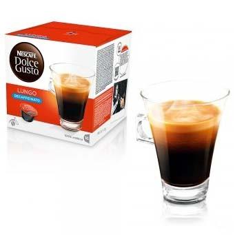 雀巢咖啡DOLCE GUSTO SMART 膠囊低咖啡因美式濃黑咖啡膠囊