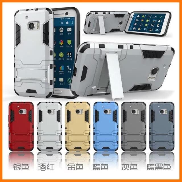 Sony Xperia XZ XZS XR 鋼鐵俠支架殼二合一鎧甲保護殼手機殼