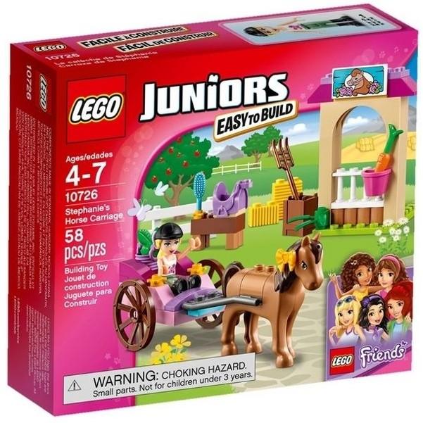 ~積木樂園~樂高LEGO 10726 JUNIORS 系列斯蒂芬妮的馬車