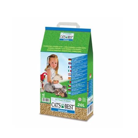 ~8 月份全家一包超取 ~10L 5 5kg ~德國凱優CATS BEST ~木屑粗砂粗